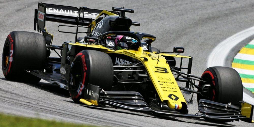 """Daniel Ricciardo: """"Los resultados no han sido increíbles, pero mis expectativas no eran tan altas"""""""