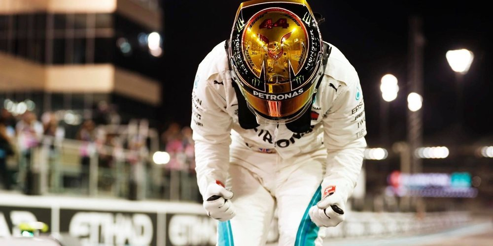 Eddie Jordan, convencido de que Lewis Hamilton y Toto Wolff se marcharán a Ferrari en 2021