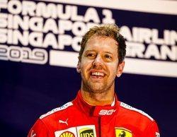 """Sebastian Vettel: """"Me ayudaría a ser un poco menos emocional, pero quitaría alegría y emoción"""""""