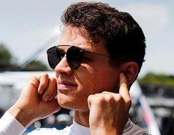 Lando Norris cree que para McLaren ha sido positivo no crear demasiadas expectativas en 2019