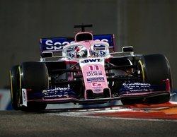 """Pérez: """"He terminado en el Top 10 en el Mundial de Pilotos con un coche que no era para estar ahí"""""""