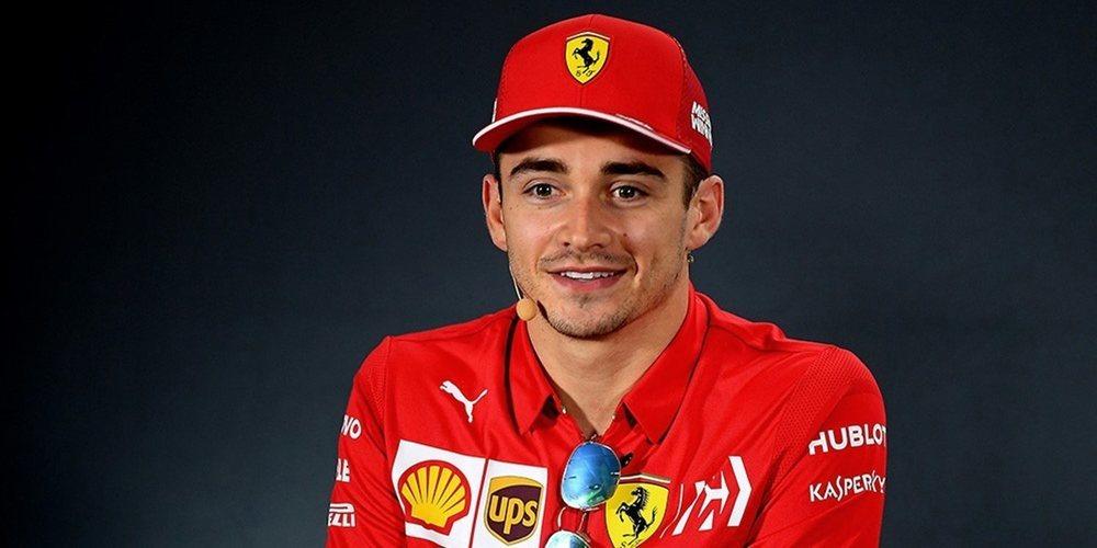 OFICIAL: Charles Leclerc renueva su contrato con Ferrari para las próximas cinco temporadas