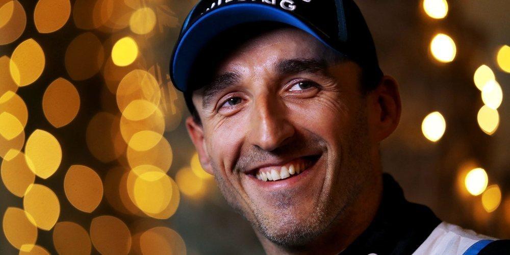 """Lawrence Stroll: """"Nunca he visto a alguien tan decidido y luchador como Kubica"""""""
