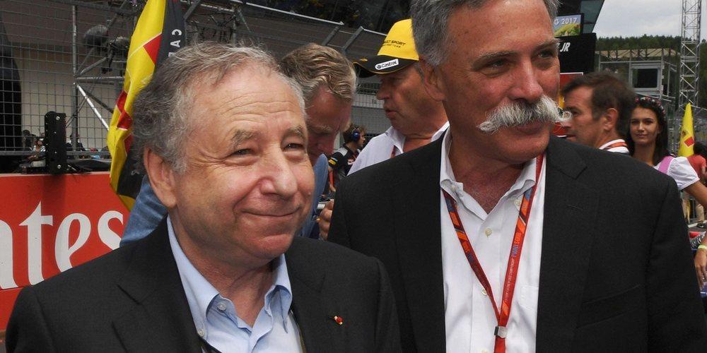 Jean Todt ve con buenos ojos la posibilidad de que haya 12 equipos en Fórmula 1