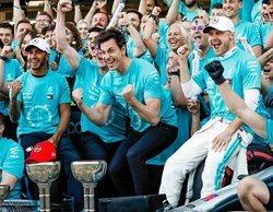 La temporada 2021 supondrá un gran desafío para Mercedes, según Toto Wolff