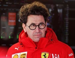 Mattia Binotto reconoce que Ferrari dejó ganar a Vettel en Singapur