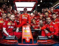 "Charles Leclerc: ""Llegar a Ferrari ha sido la materialización de un sueño de la infancia"""