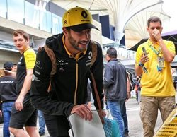 """Ricciardo pide a Renault trabajar como una """"unidad"""" de equipo"""
