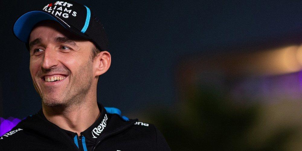 """Robert Kubica: """"Mi regreso a la Fórmula 1 ha sido una satisfacción personal"""""""