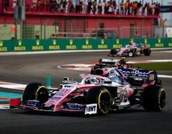 """Pérez, crítico con la retransmisión de las carreras: """"Son increíbles las batallas en la zona media"""""""