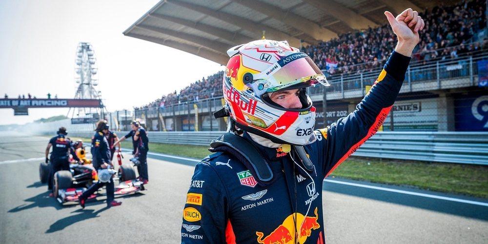 Masashi Yamamoto halaga a Verstappen y le compara con Ayrton Senna