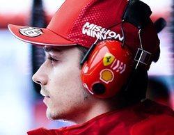 "Alain Prost: ""Leclerc se ha ganado sus galones en Ferrari"""