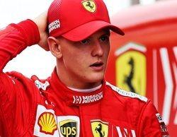 Binotto no descarta que Mick Schumacher se convierta en piloto oficial de Ferrari en un futuro
