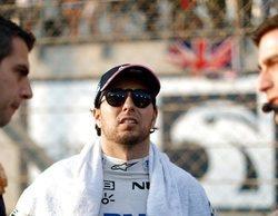 Sergio Pérez podría abandonar la F1 en 2022 si Racing Point no le brinda un coche competitivo