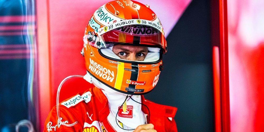 David Coulthard piensa que Vettel deberá rebajarse el salario para continuar en Ferrari