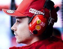 """Charles Leclerc: """"Ganar en Italia fue algo muy especial"""""""