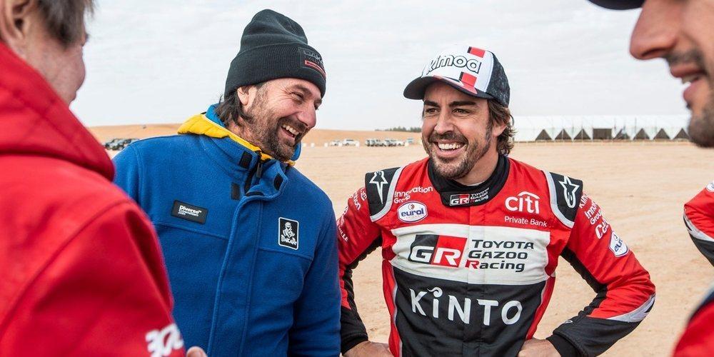 ESPECIAL: De Jacky Ickx a Fernando Alonso: otros pilotos que saltaron de la F1 al Dakar