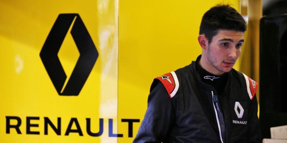"""Esteban Ocon: """"Las cosas cambian rápidamente en la Fórmula 1"""""""