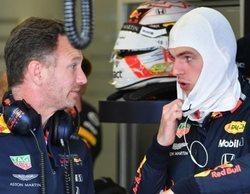 """Horner: """"Será interesante ver la lucha de Hamilton con Leclerc y Verstappen en los próximos años"""""""