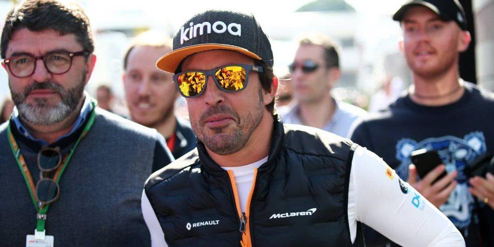 """Alonso deja su papel de embajador de McLaren: """"Nuestra relación ha llegado a un final natural"""""""