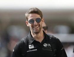 "Romain Grosjean: ""Desarrollar el monoplaza siempre ha sido mi punto fuerte"""