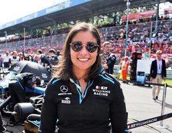 """Jamie Chadwick, sobre la posibilidad de que lleguen mujeres a F1: """"Posible con el apoyo correcto"""""""