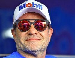 Rubens Barrichello cree que el talento de Hamilton es superior al de Schumacher y Senna