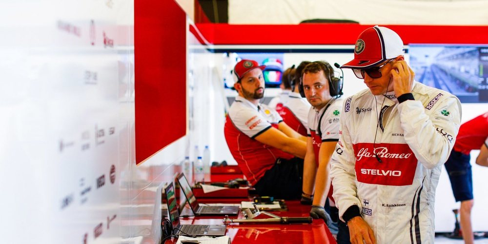 """Räikkönen: """"Tenemos que aprender de los errores para llegar bien preparados a esta temporada"""""""