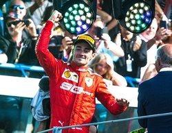 """Helmut Marko: """"El mejor piloto fuera del programa Red Bull definitivamente es Charles Leclerc"""""""