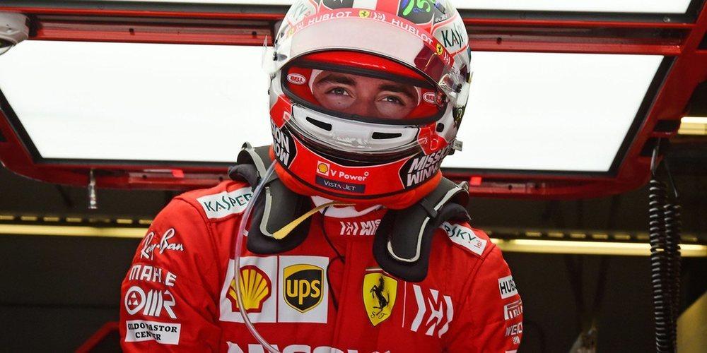 """Leclerc: """"Ser campeón en 2020 es muy optimista, pero quiero dar a Ferrari lo que se merece"""""""