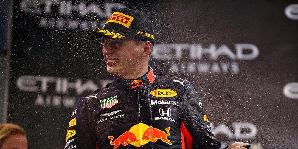 "Helmut Marko: ""La madurez de Verstappen está muy por encima de la media"""