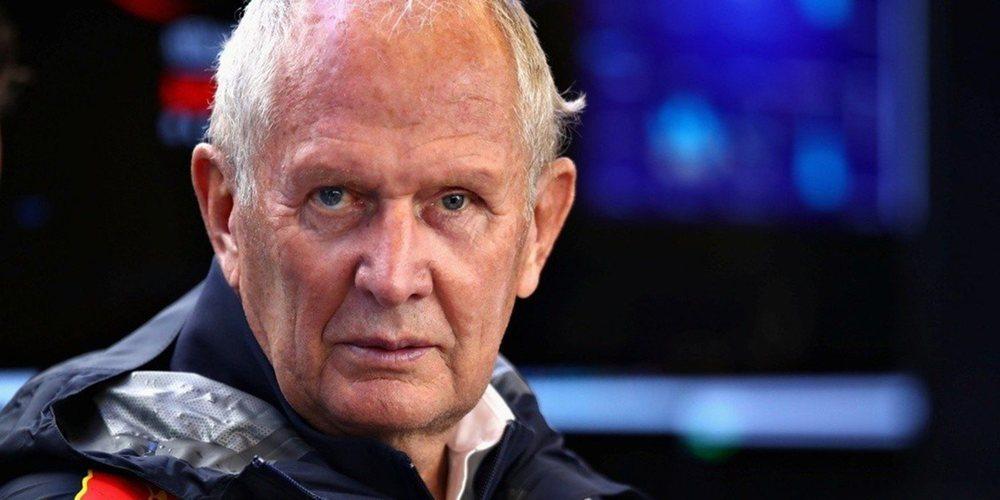 Helmut Marko cree que solo Ferrari podría pagar los 55 millones anuales que pediría Hamilton