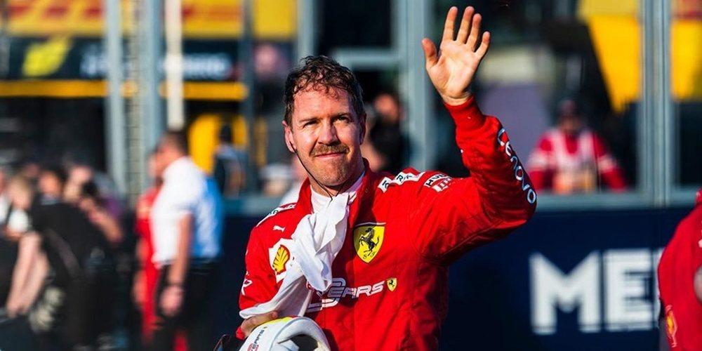 Sebastian Vettel apuesta por volver a los motores V12 y suprimir las baterías