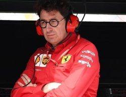 """Mattia Binotto: """"La F1 no supone solo un desafío técnico y deportivo, sino también político"""""""