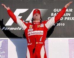 """Fernando Alonso, sobre su etapa en Ferrari: """"Luchamos y dimos todo lo que teníamos"""""""