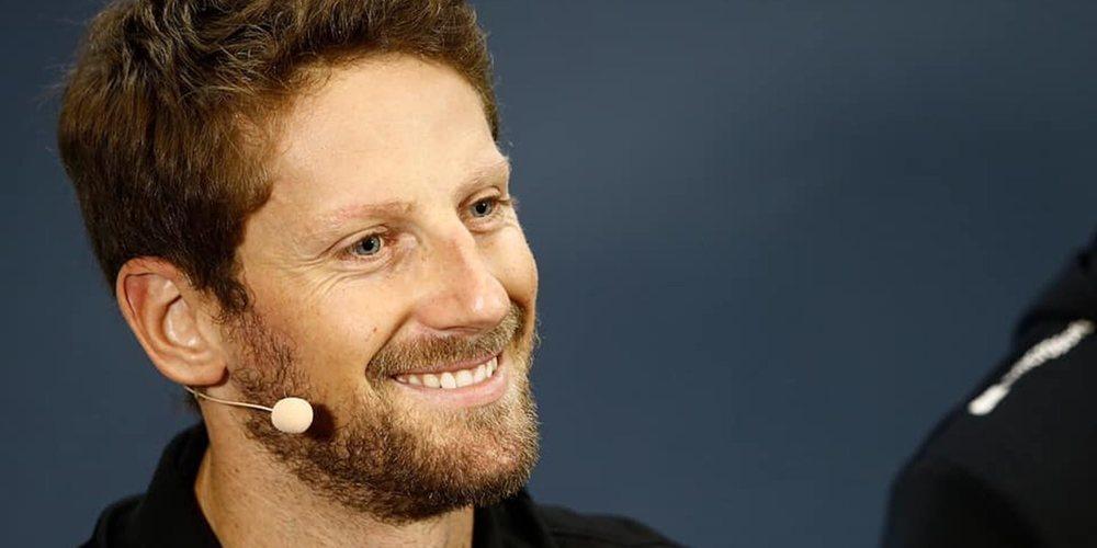 "Romain Grosjean: ""Prefiero gustar o no gustar que tener cero carisma"""