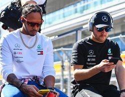 """Jacques Villenueve: """"Hamilton subió el listón en 2019 debido a que Bottas no le dejó relajarse"""""""