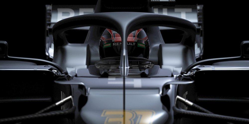 Renault presenta, camuflado, su monoplaza para 2020: el RS20