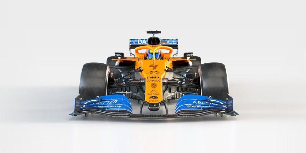 McLaren presenta su nuevo monoplaza para 2020: el MCL35
