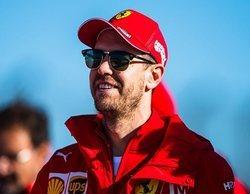 Sebastian Vettel no se plantea la idea de ser piloto número dos de Ferrari