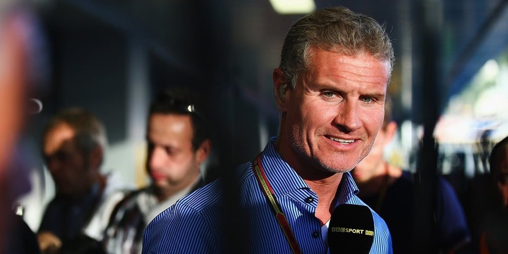 David Coulthard cree que Verstappen será una potencial amenaza para Hamilton esta temporada