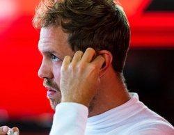 Sebastian Vettel, ausente en la primera jornada de test por una indisposición