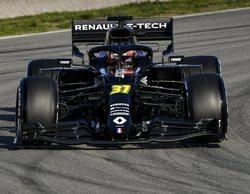 Dominio plateado en la primera jornada de test con Lewis Hamilton en el papel de líder