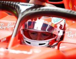 """Charles Leclerc: """"Me sentí cómodo al volante, lo cual es algo bueno"""""""