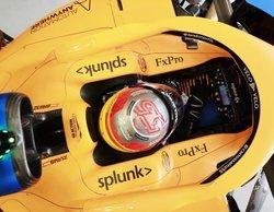 """Carlos Sainz: """"161 vueltas es un número muy decente para mi primer día"""""""