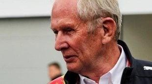 """Helmut Marko desconfía de la legalidad del DAS: """"Funciona como una suspensión activa"""""""