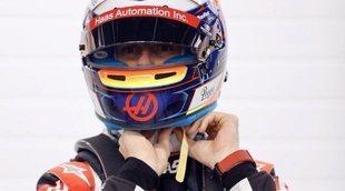 """Romain Grosjean: """"Es positivo hacer tantas vueltas, muestra que el coche es fiable"""""""