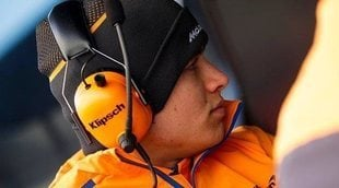 """Lando Norris, tajante: """"En McLaren somos capaces de inventar cosas por nuestra cuenta"""""""