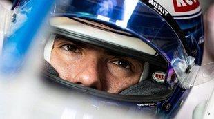 Nicholas Latifi, satisfecho con el rendimiento del FW43 en la primera semana de test