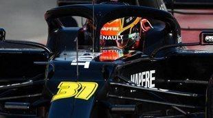 """Esteban Ocon: """"Tenemos que trabajar en el equilibrio del coche; no estamos donde queremos"""""""